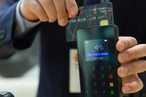 Credit card swap